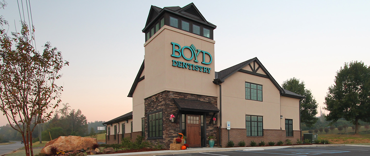 Boyd Family Dentistry, Maxus Construction