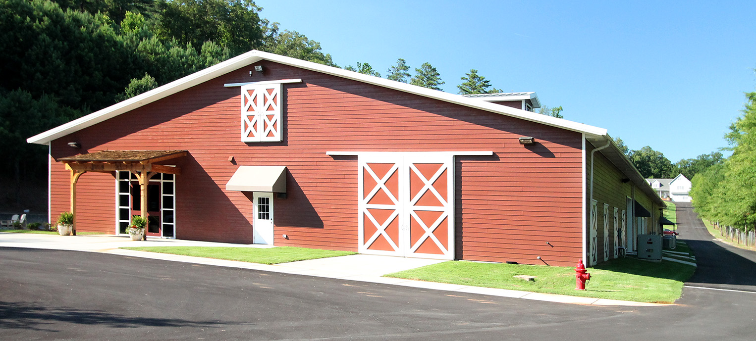 Briarwood Youth Barn