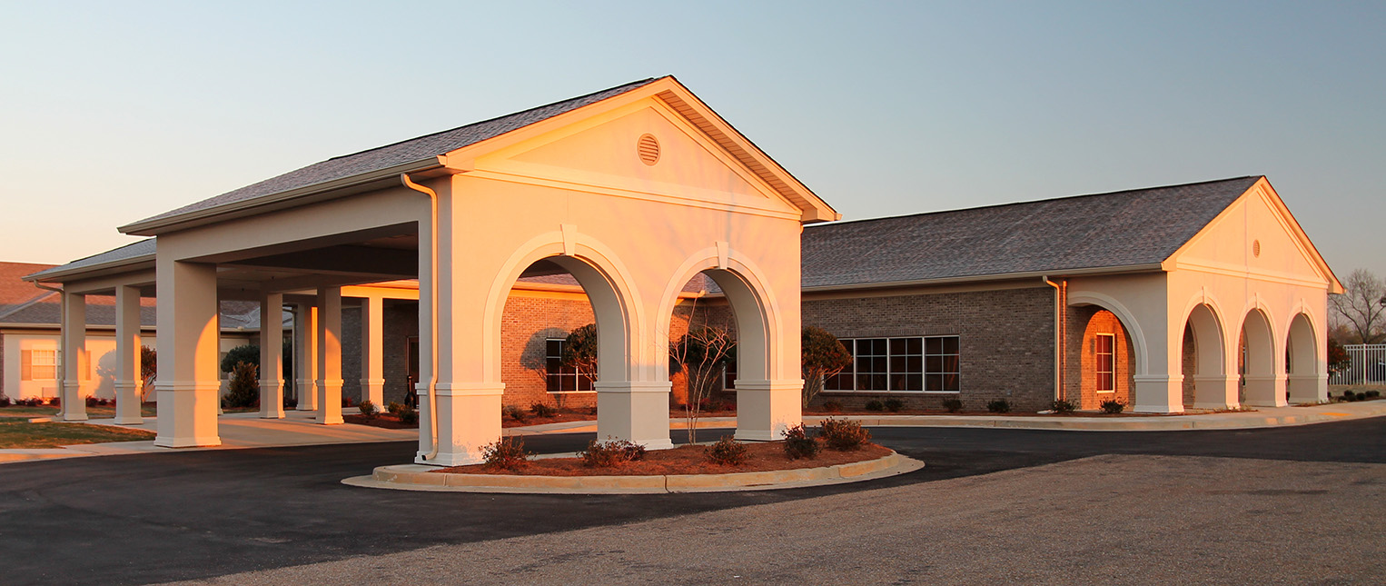 Prattville Health and Rehabilitation, Maxus Construction