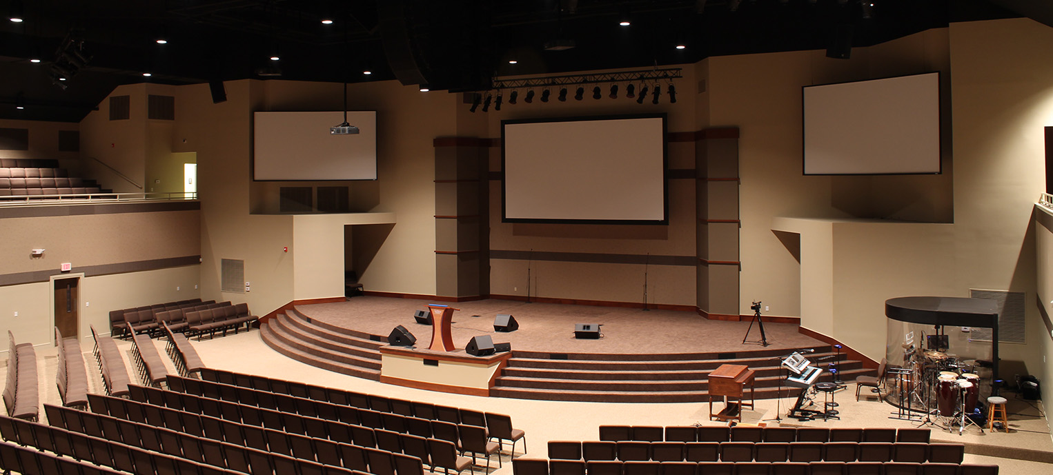 The Worship Center Christian Church